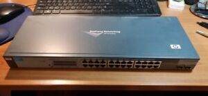 HP Procurve Networking 1800 24G Switches
