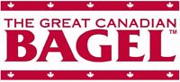 looking for full time staff      **  The great canadian bagel **