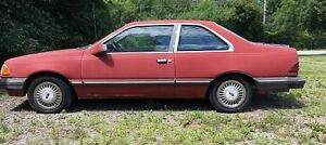 1987 Ford Tempo Coupe (2 door)