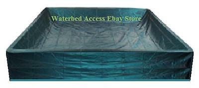 Twin Waterbed Mattress - Safety Liner for Twin or Single SoftSide Waterbed Mattress