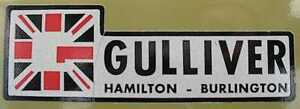 WANTED: Info on GUILLIVER MOTORS Hamilton