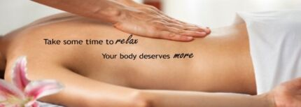 Massage / Spa services  Woman and children