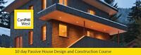 10 Day Passive House Design and Construction Course