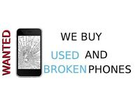 I buy any Broken / faulty or unwanted iPhone 6 /6s or 6plus