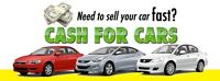 WE BUY CARS UP TO $3000 -  CONTACT US NOW