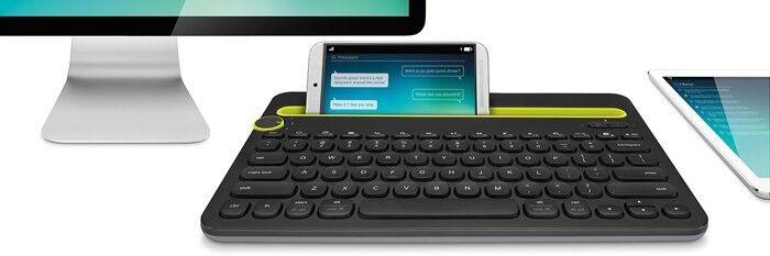 Externe Tastaturen für Tablets und Smartphones