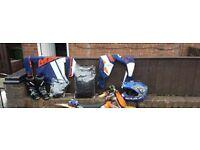 kids motobike gear