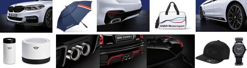 Listers BMW & Mini Parts Shop
