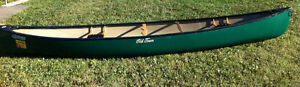 16' Old Town Appalachian Canoe and Accessories