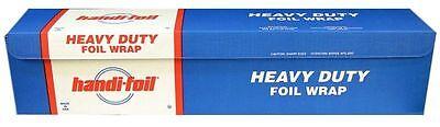 Handi-foil 24x1000 Heavy Duty Aluminum Foil Wrap Food Service Roll Ref 12408