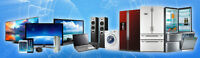 TV REPAIR CENTER BY TVCENTER.CA FIXING TV,ELECTRONICS,APPLIANCES