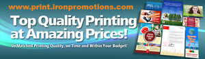 Vista Who? We have better print prices and shipping rates