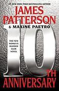 James Patterson 10th