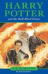FIRST EDITION! Harry Potter and the Half Blood Prince
