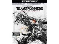 Transformers age of extinction 4k bluray