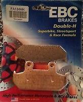 brand new ebc fa 124/2 HH brake pads