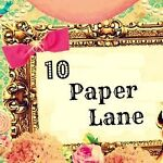 10 Paper Lane