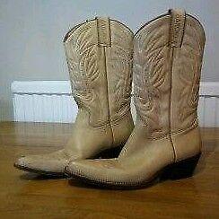 Sancho ladies leather boots size 39