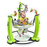 Evenflo® Exersaucer(MD) - Exerciseur Jump & Learn Jungle Quest