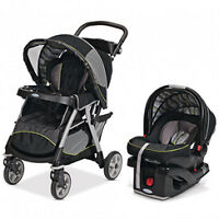 Graco™ 'Urban Lite™ Click Connect™' Travel System