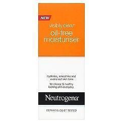 Neutrogena Visibly Clear: Facial Skin Care | eBay