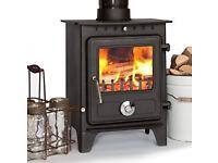 Elegance Multifuel / Woodburning Stove