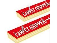 100'New carpet gripper