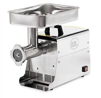 Lem #22 Stainless Steel Big Bite Grinder - 1HP W781