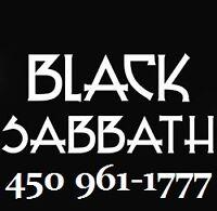 BLACK SABBATH, THE END : SECTION ROUGE !!!