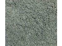 Gray carpet brand new