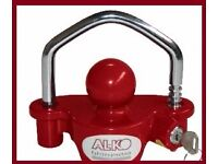 ALKO Security Hitch lock Caravan Or Trailer.