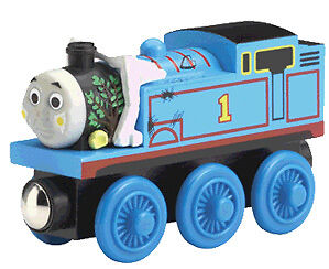 THOMAS-BREAKFAST-SURPRISE-Friends-Wooden-Railway-Egg-Train-D-NEW-USA-Seller