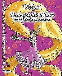 Disney Rapunzel - Das große Buch - mit den besten Geschichten von Walt Disney...