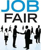 Job Fair - PT/FT - Health and Fitness