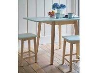 Laura Ashley Ealing table and stools