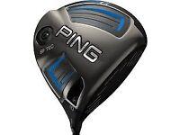 Brand New Ping G SF TEC 10.5 Driver