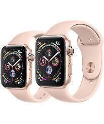 Apple Watch series 4 - 40mm in Rose Gold color(GPS Only) Brand new sealed..