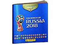 World Cup 2018 Panini stickers to swap - Last sticker required!