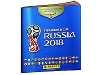 Russia 2018 world cup sticker book *final advert*