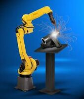 Hiring Robot Programmers with Fanuc & Kuka experience