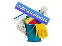 CLEANER AND MAINTAINER WANTED FOR FLAT MARKET STREET, NEWTON-LE-WILLOWS