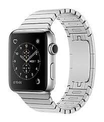 Apple iWatch 42mm, Stainless Steel Strap