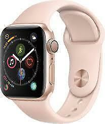 Apple Watch Series 4, 40 mm, GPS + Cellular, Rose Gold, Pink Sports Band, Brand new Sealed at SALE. #2667series4
