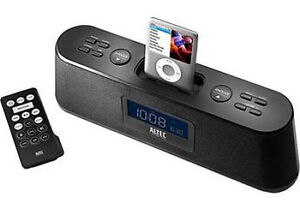 Two iPod Docking Stations