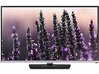 """SAMSUNG 40"""" LED FULL 1080p HD FREEVIEW TV WITH REMOTE"""