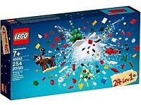 Lego 24 in 1 Christmas Build Up