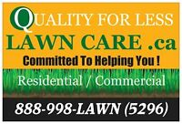 Grass cutting/lawn mowing Port colborne, Fort Erie, Welland