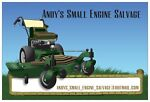 Andy's Small Engine Salvage