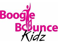 Boogie Bounce for KIDS
