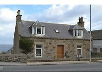 3/4 Bedroomed house and steading for sale in Banff